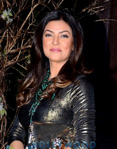 Sushmita Sen Indian actress and Miss Universe 1994