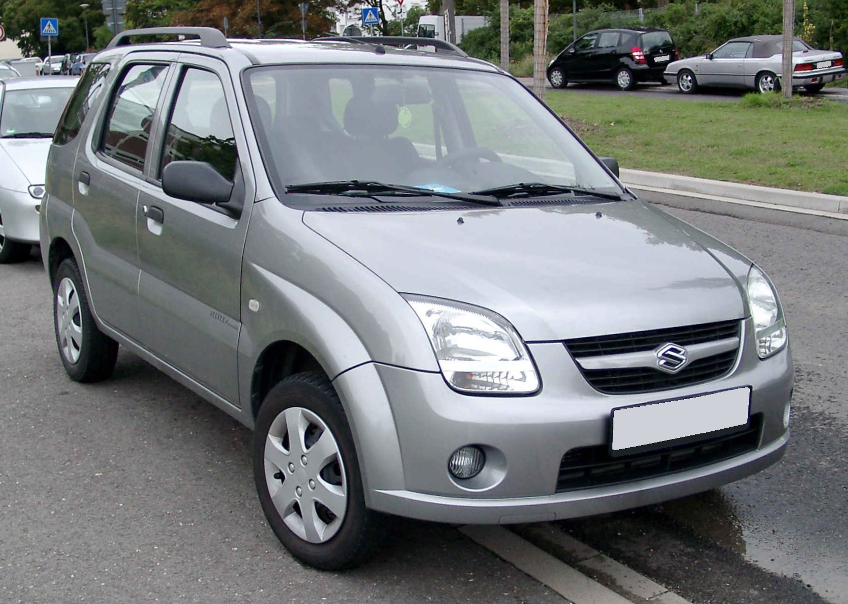 Depiction of Suzuki Ignis