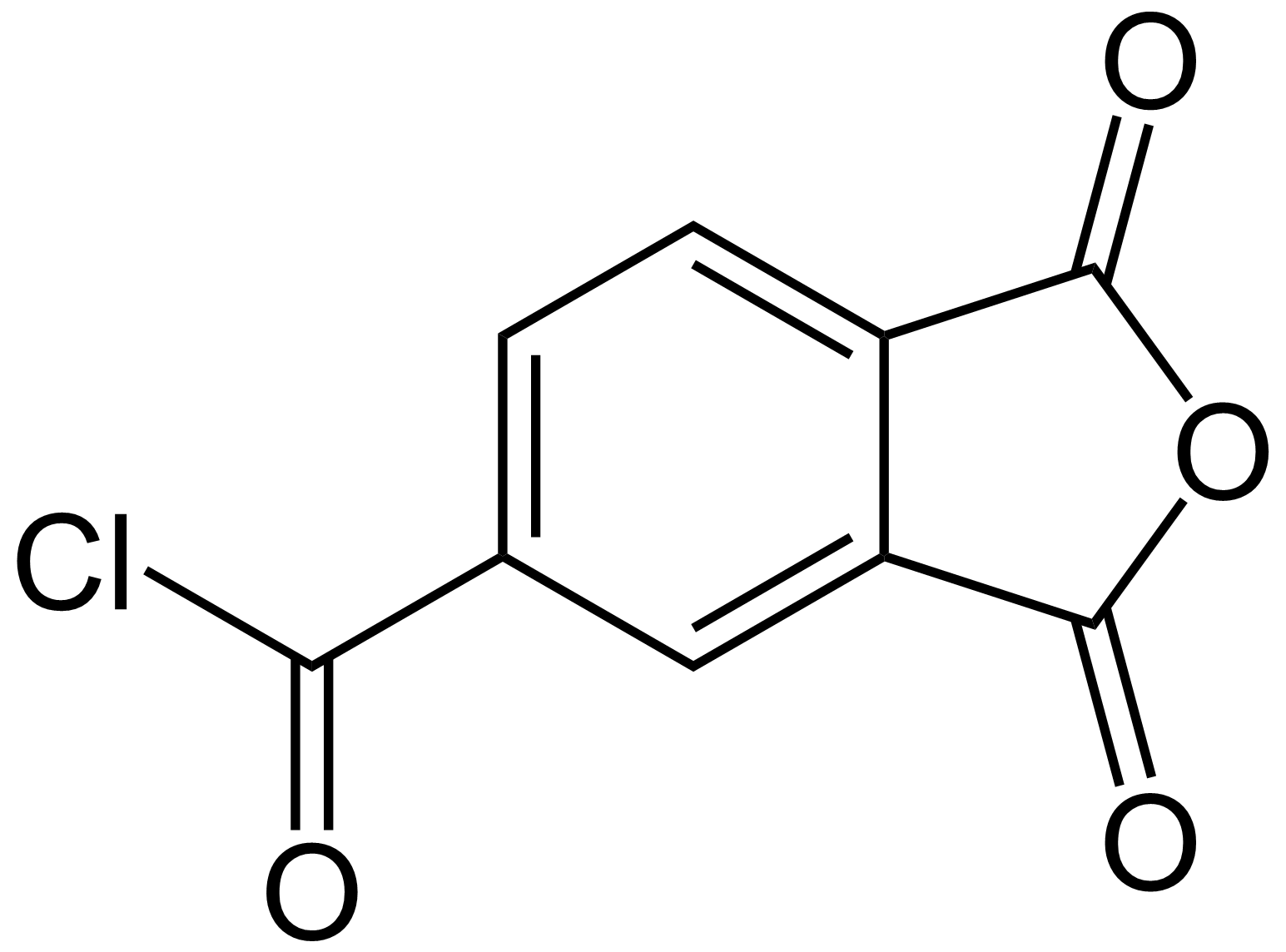 Trimellitic anhydride chloride - Wikipedia