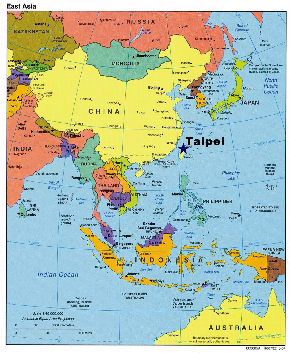 FileTaipei in East Asiajpg