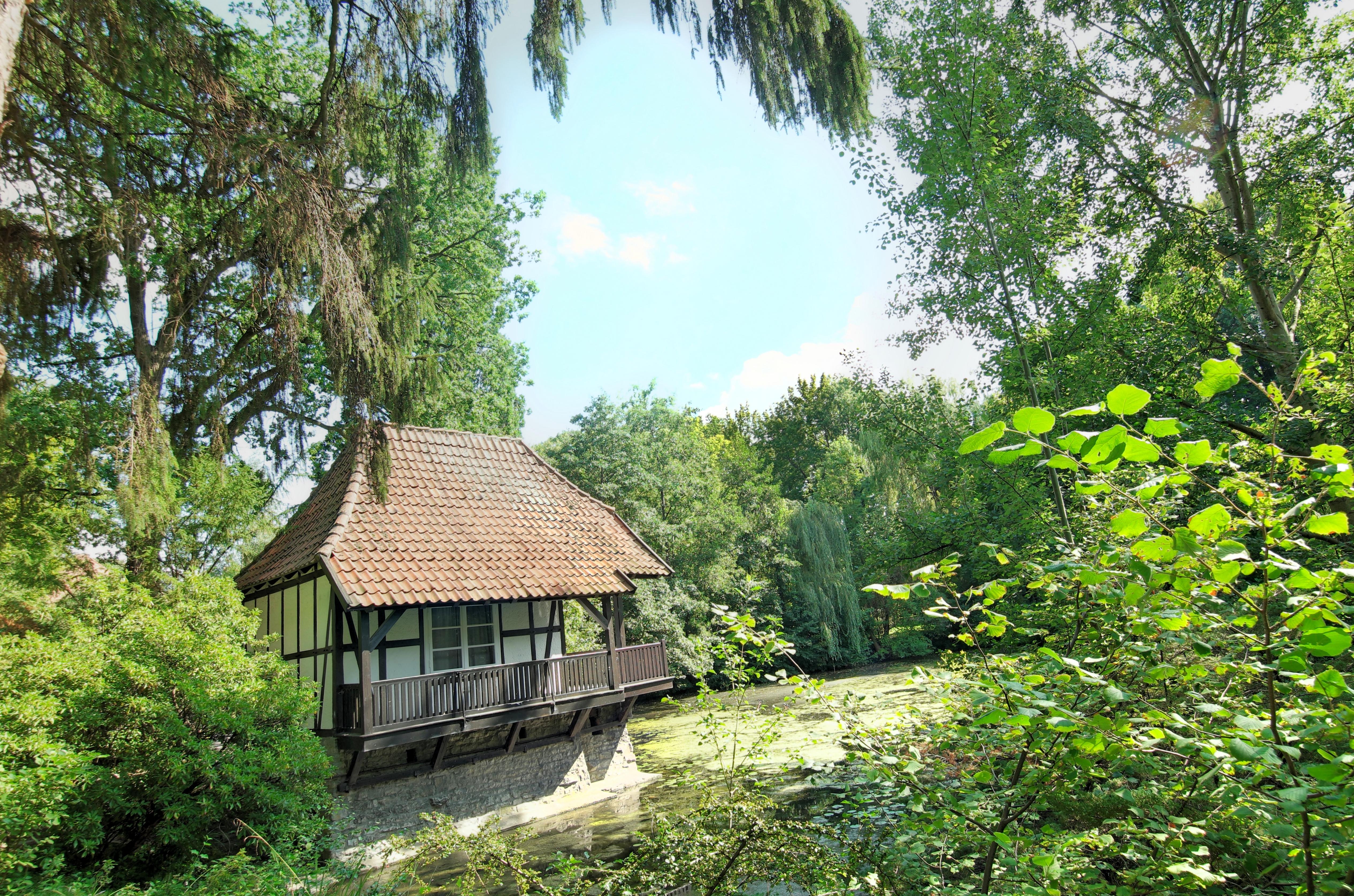 File:Teehaus Im Garten Des Westfalenhofs Hannover Kirchrode