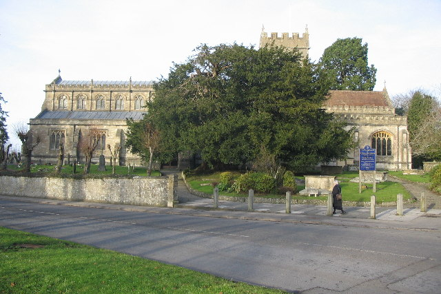 The Minster, Warminster - geograph.org.uk - 110422