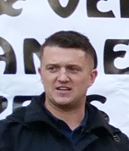 Tommy Robinson PEGIDA