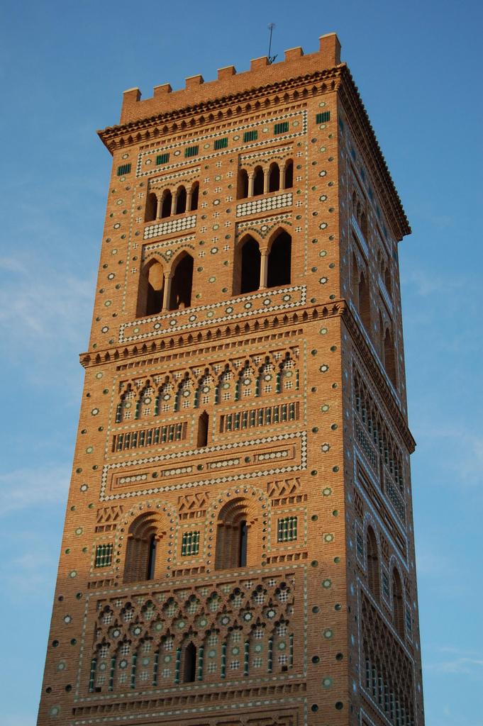 Torre de san mart n wikipedia la enciclopedia libre for Arquitectura mudejar