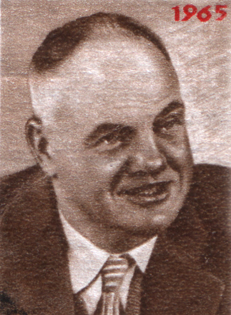 Depiction of Maurice Thorez