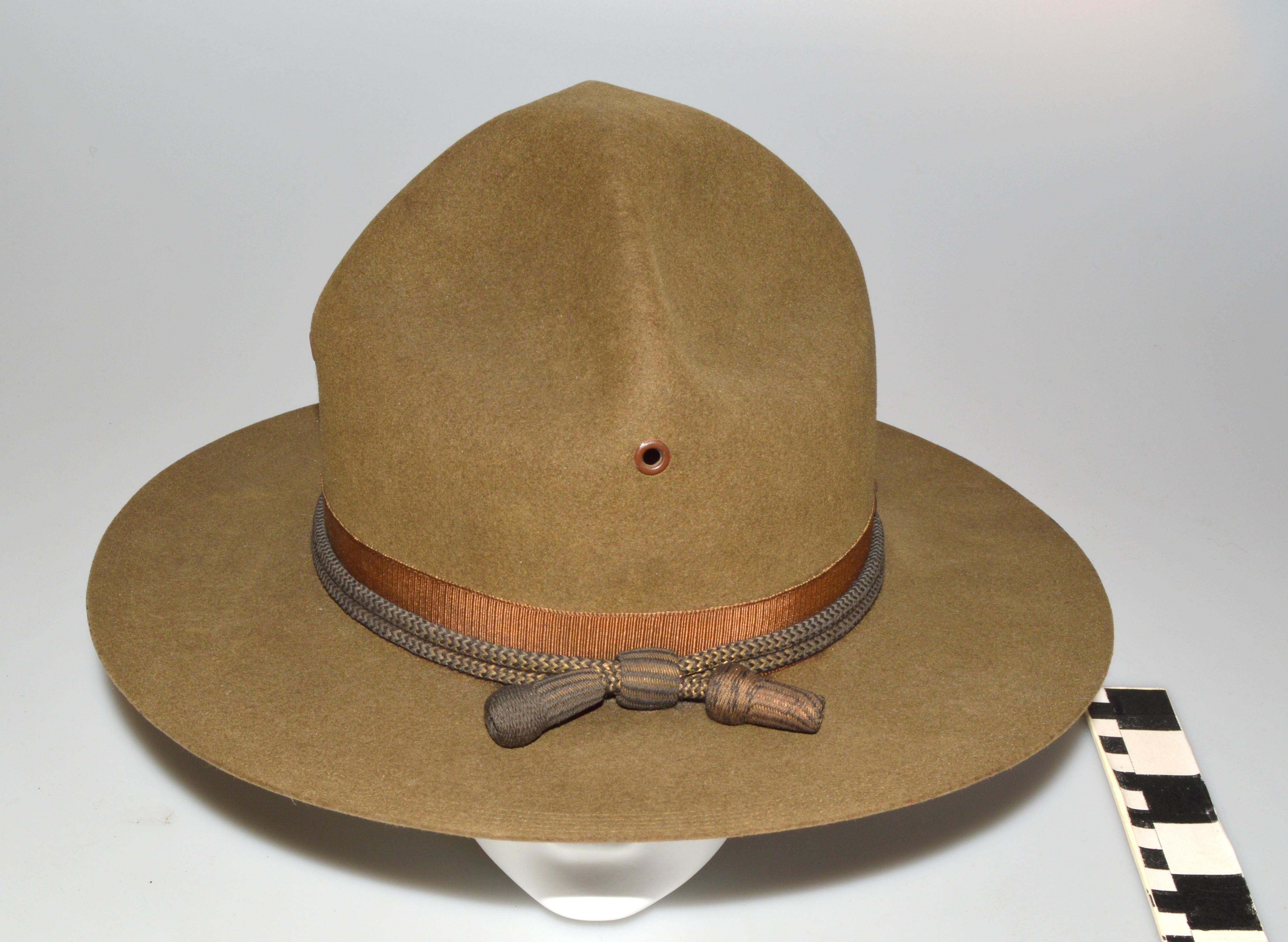 File US Military World War I Campaign Hat.jpg - Wikimedia Commons f1eb528da06