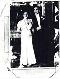 Ubaldo Ragona con Blandina Terlizzi