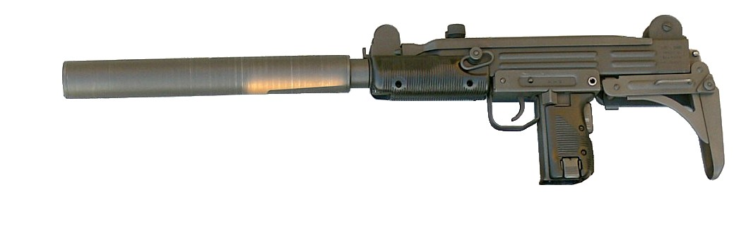 File:Uzi silencer.jpg - Wikimedia Commons