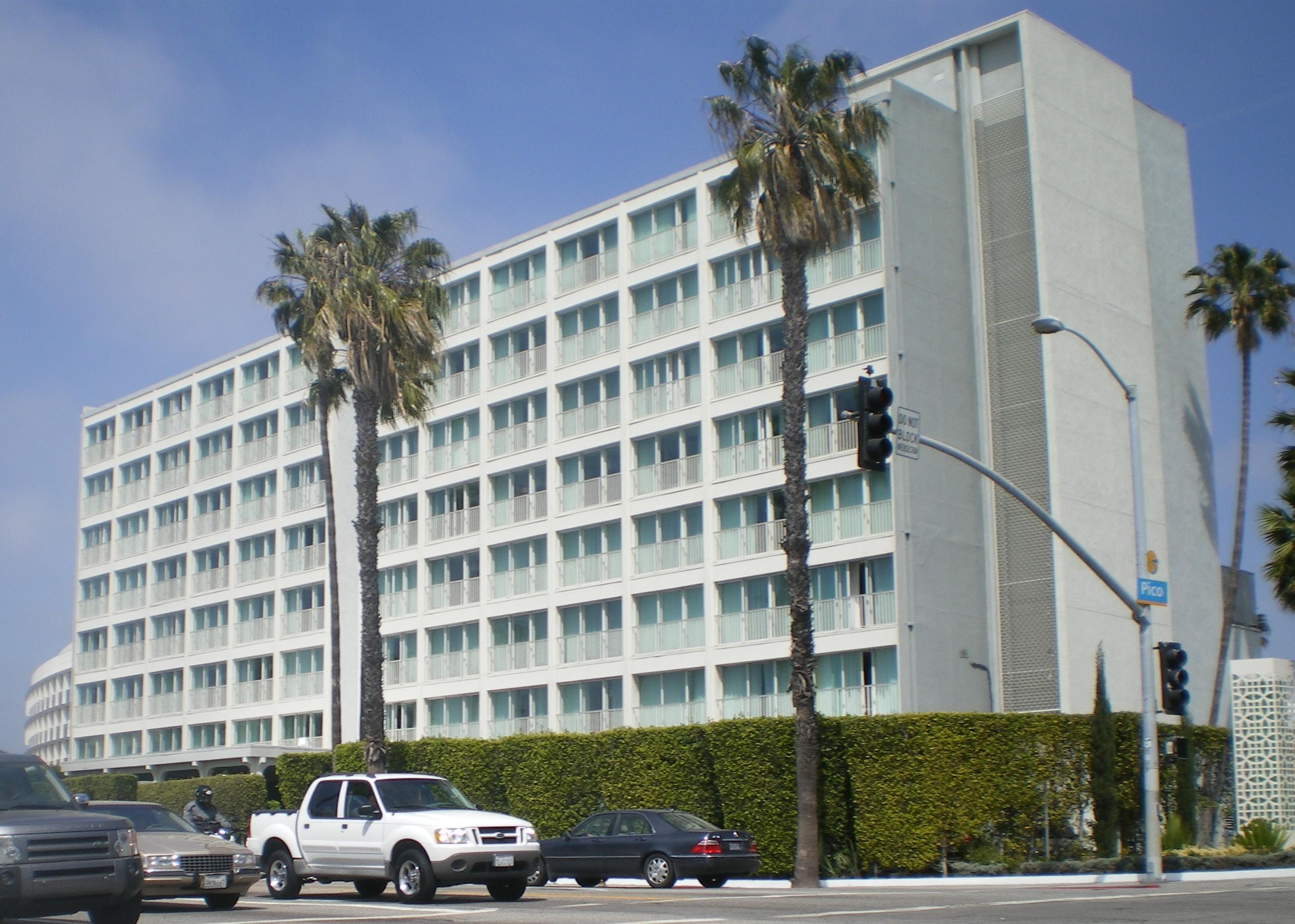 Santa Monica Hotel California