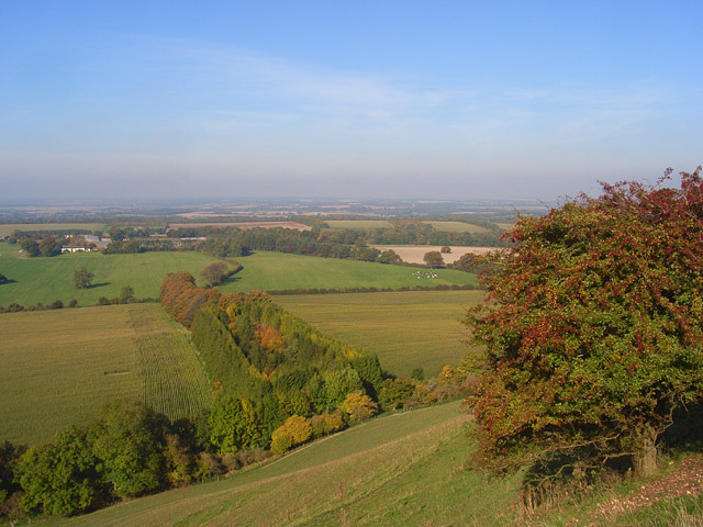 View from Ham Hill - geograph.org.uk - 1014712