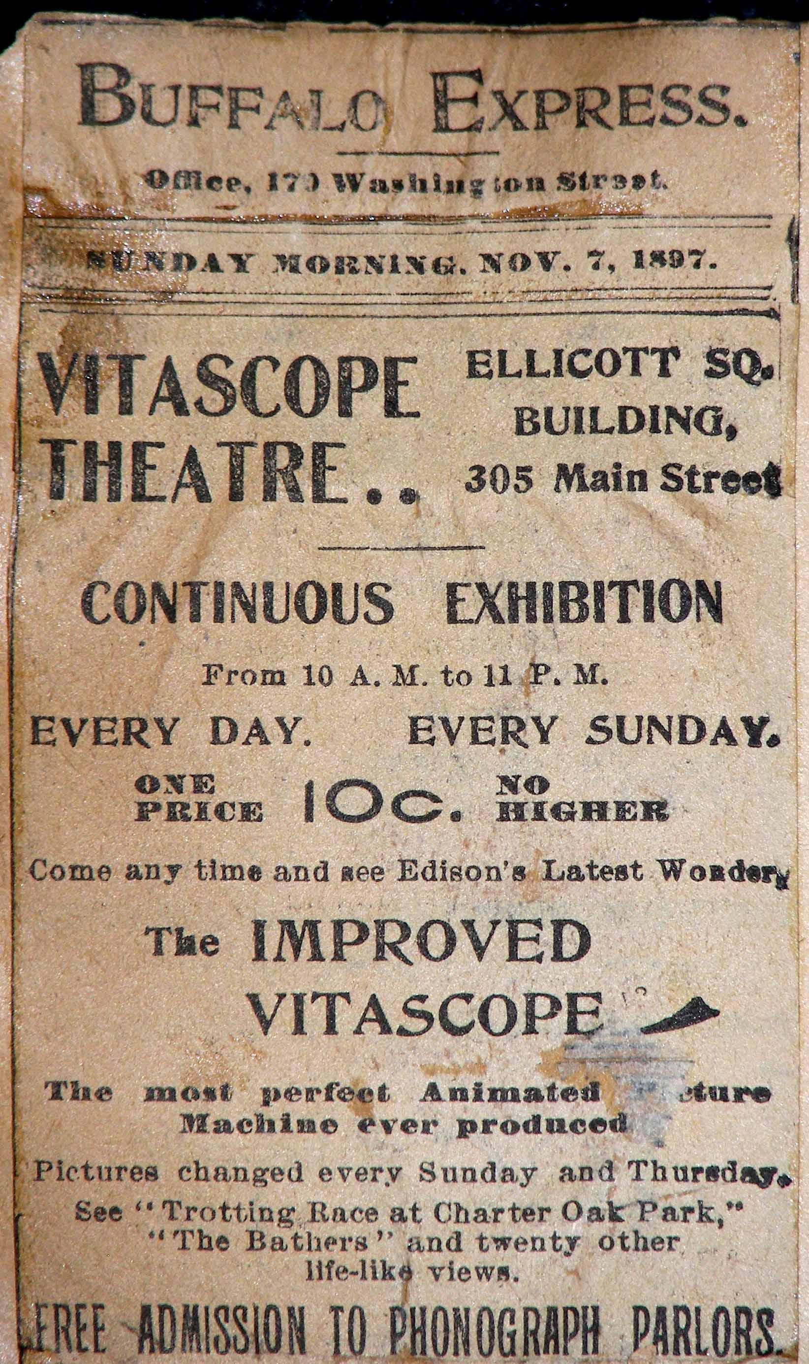 Vitascope Theater Buffalo Nov 1897 ad.jpg