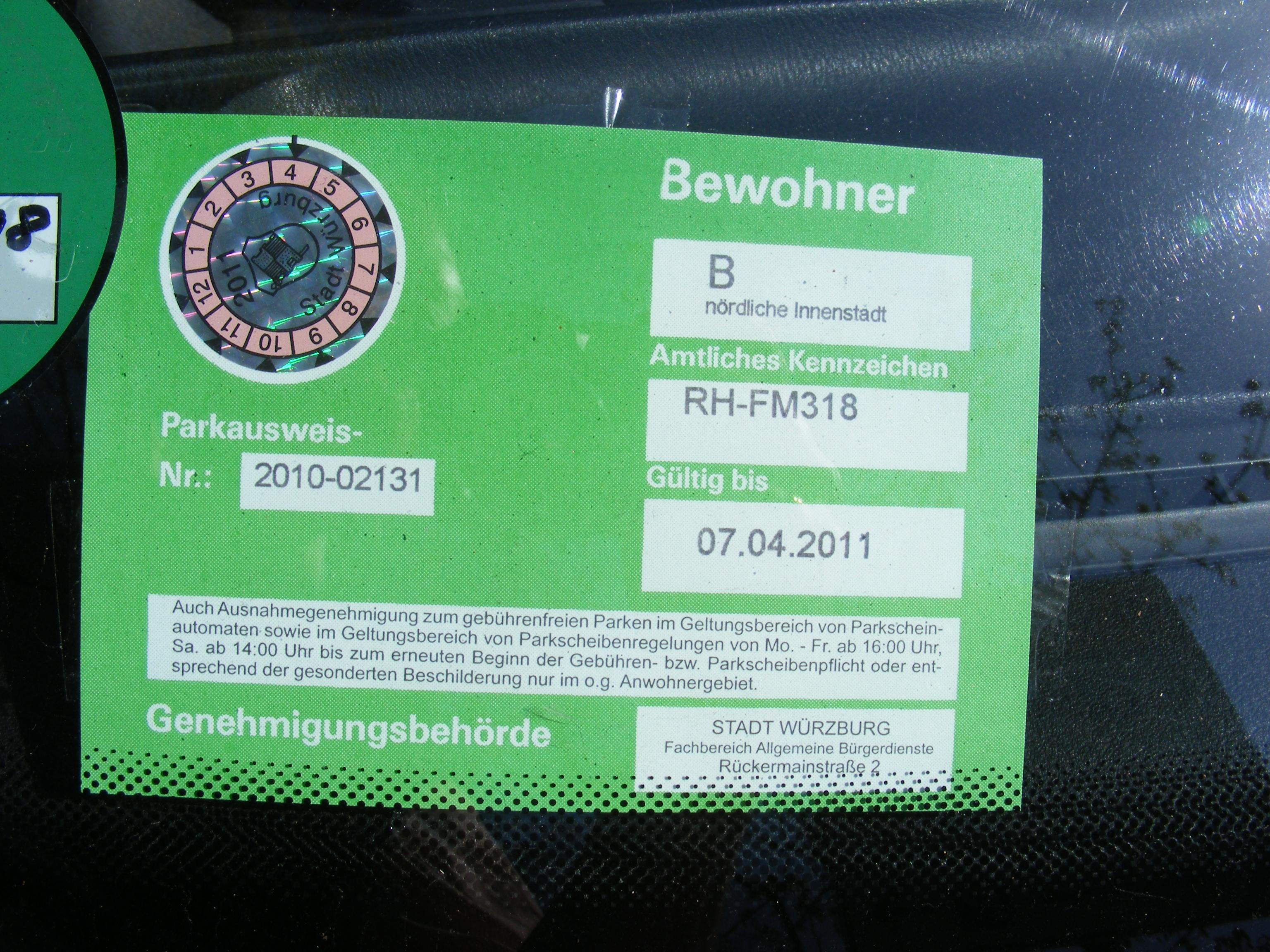 LG Tübingen: Handschriftliche, offensichtliche Änderungen an ...