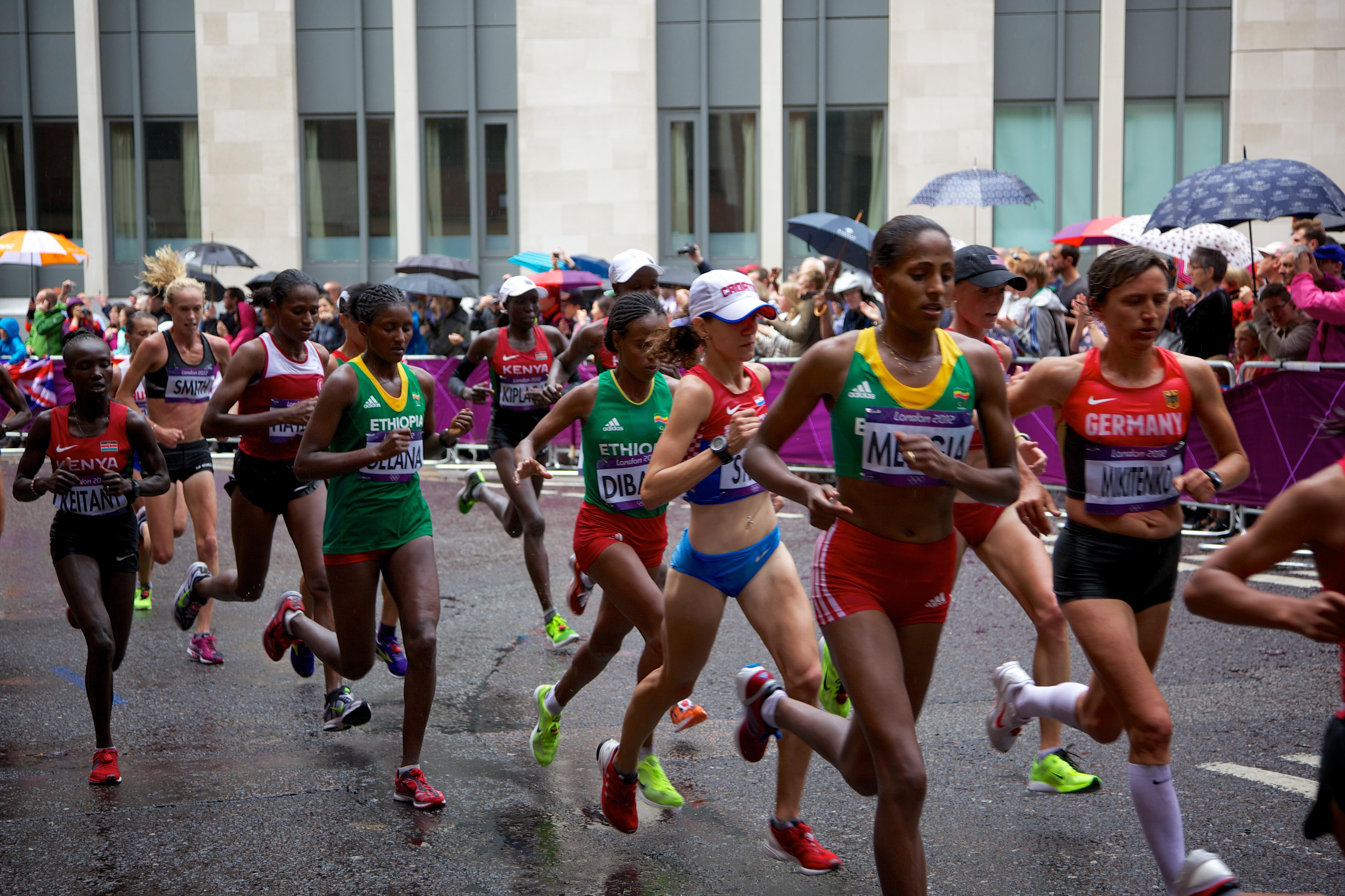 9fda430319 Athletics at the 2012 Summer Olympics – Women's marathon - Wikipedia