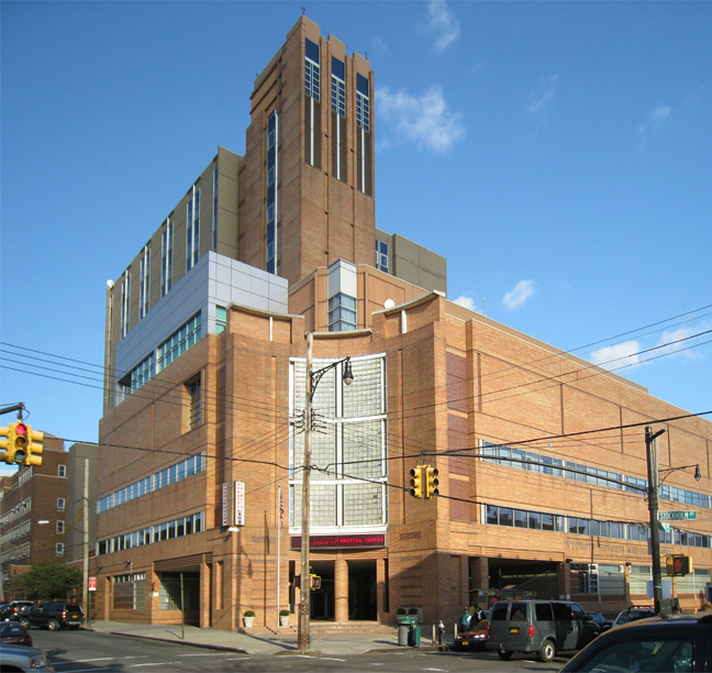 Wyckoff Heights Medical Center - Wikipedia