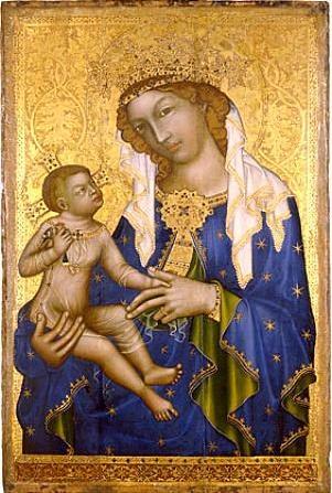 Obraz zbraslavské Madony. http://cs.wikipedia.org