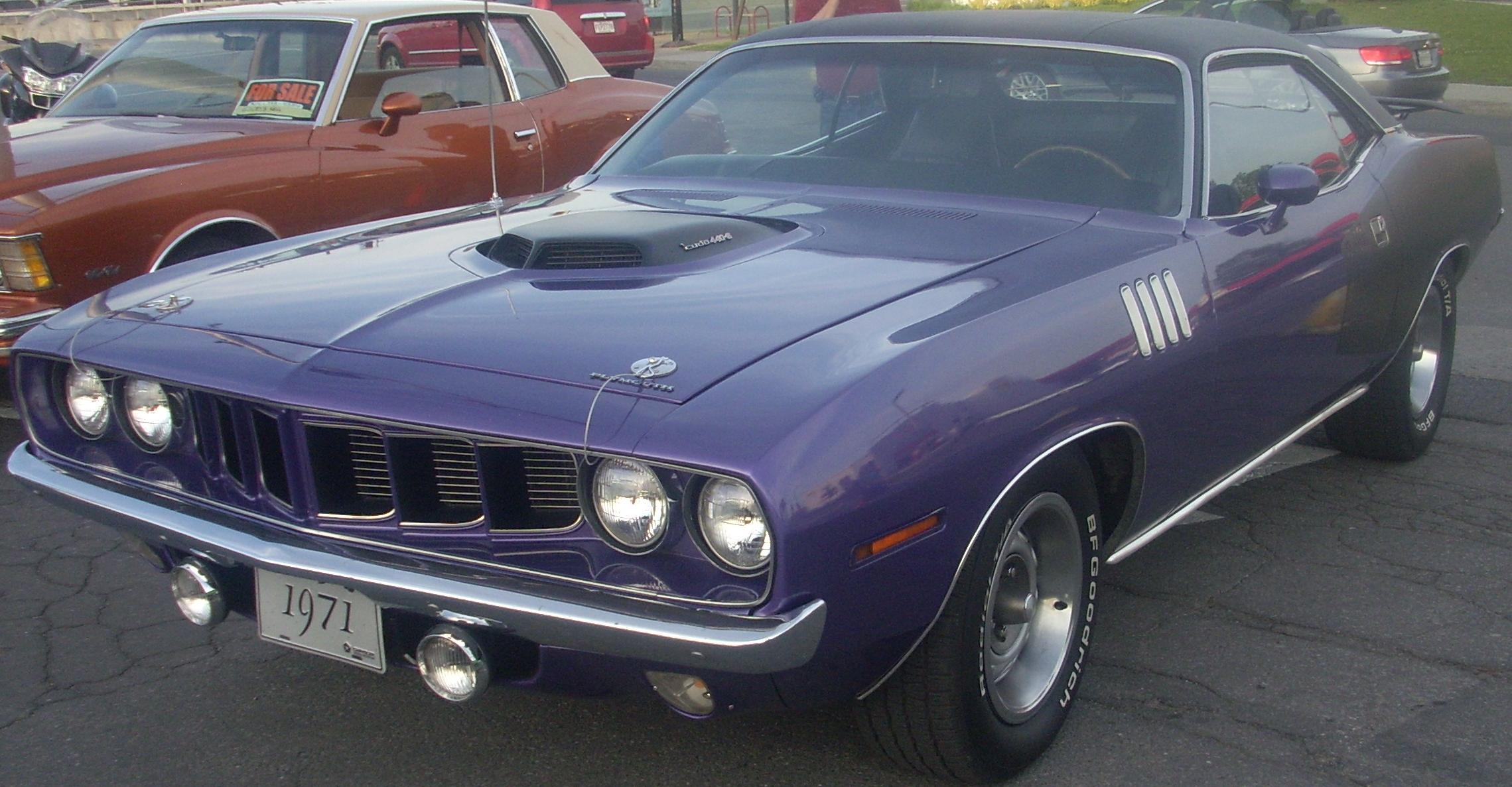 Barracuda Cars For Sale In Canada