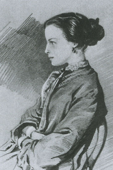 наталья гончарова пушкина знакомство