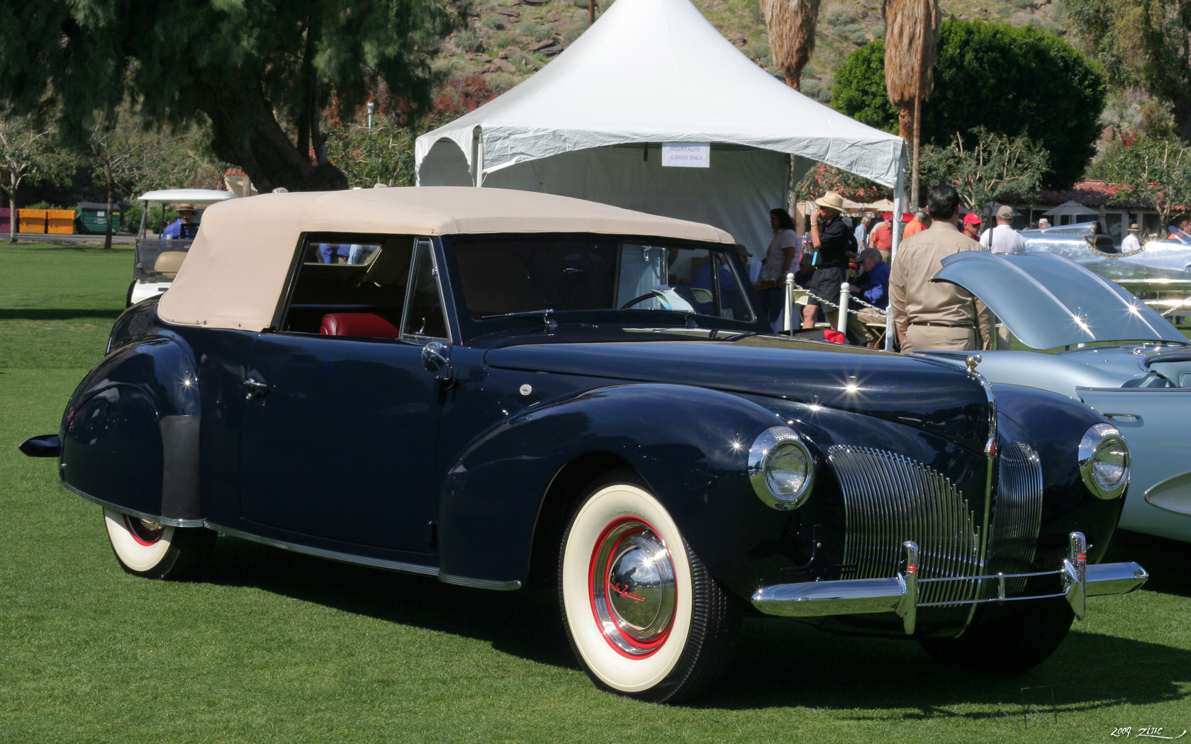 file 1940 lincoln zephyr continental cabriolet