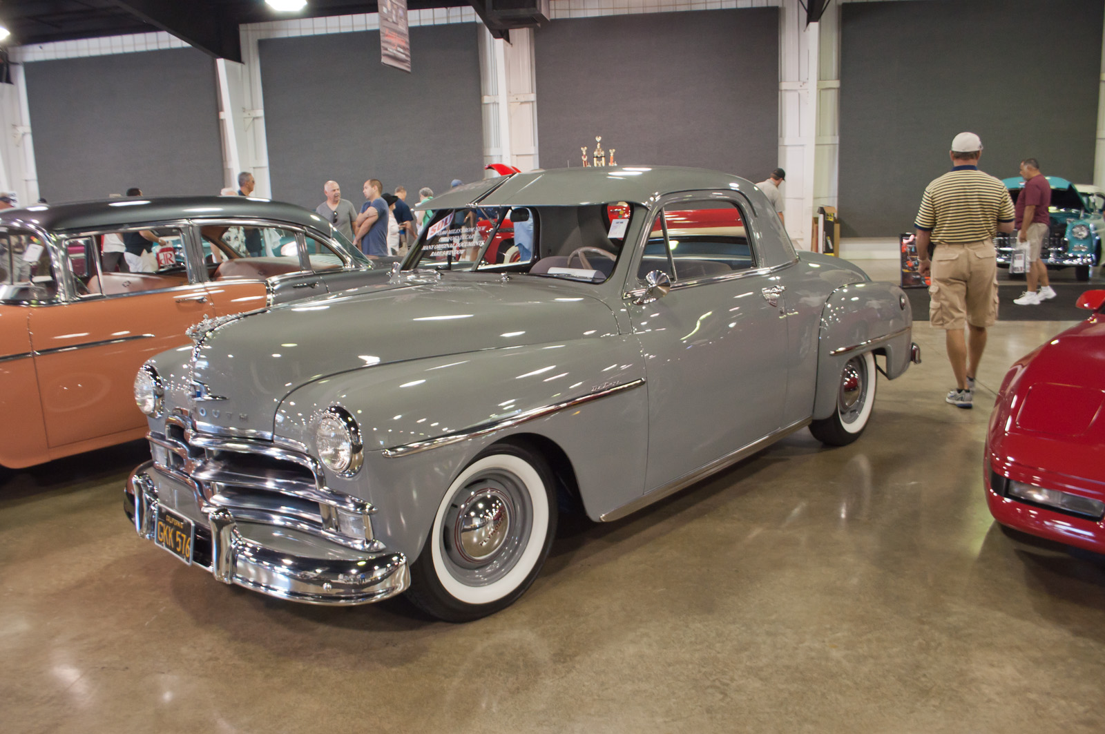 File 1950 plymouth deluxe flickr for 1950 plymouth 3 window business coupe