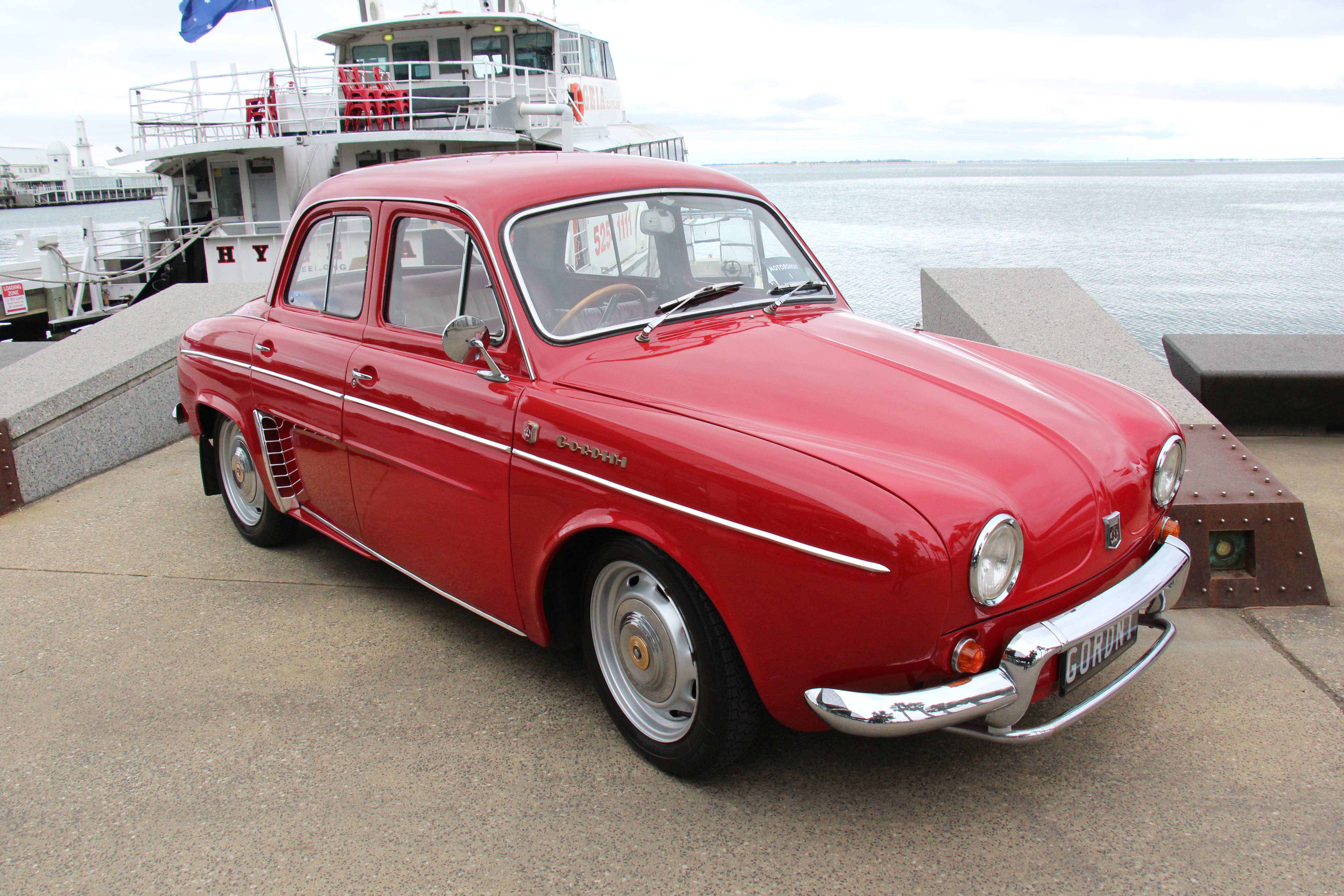 Ficheiro 1961 Renault Dauphine Gordini 31290981735 Jpg Wikipedia A Enciclopedia Livre