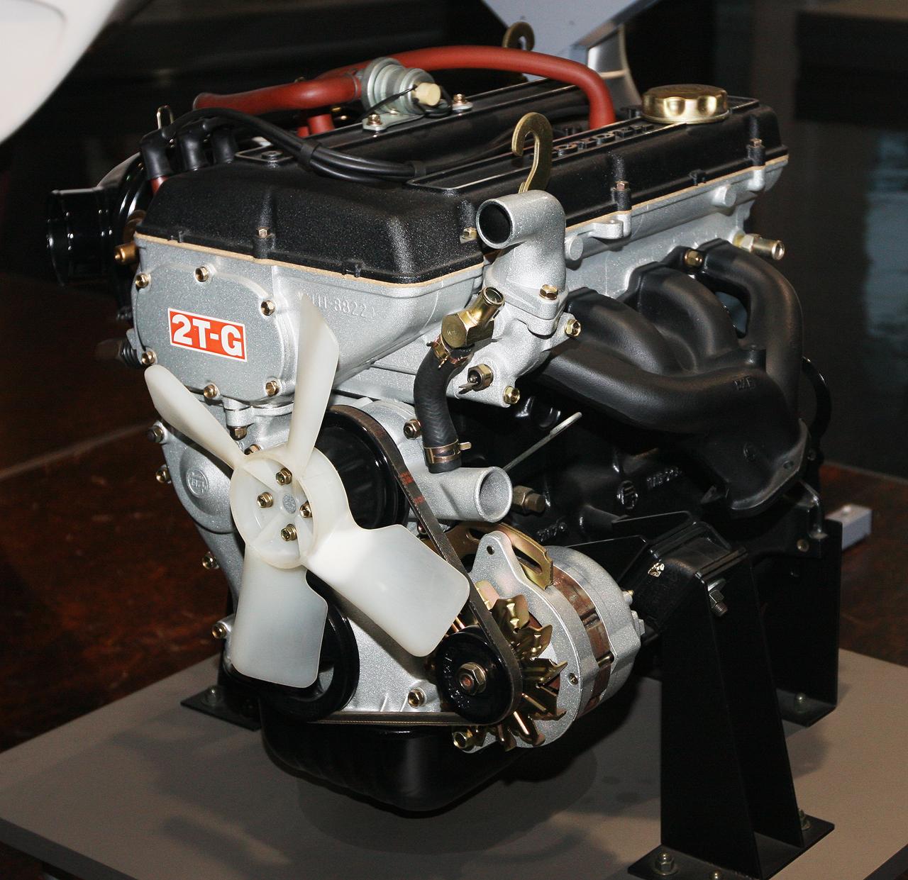 2t Toyota Engines