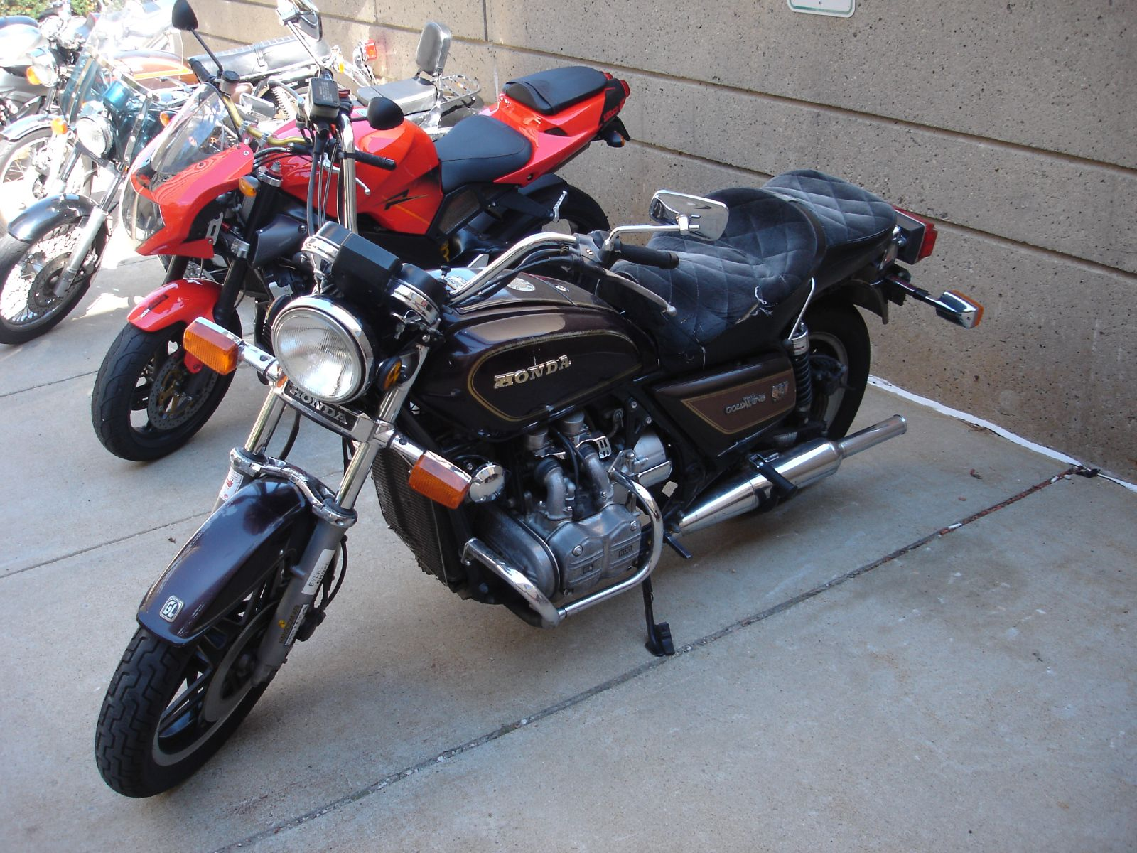 Bikes Honda Speed 1500 Cc Honda Goldwing GL jpg