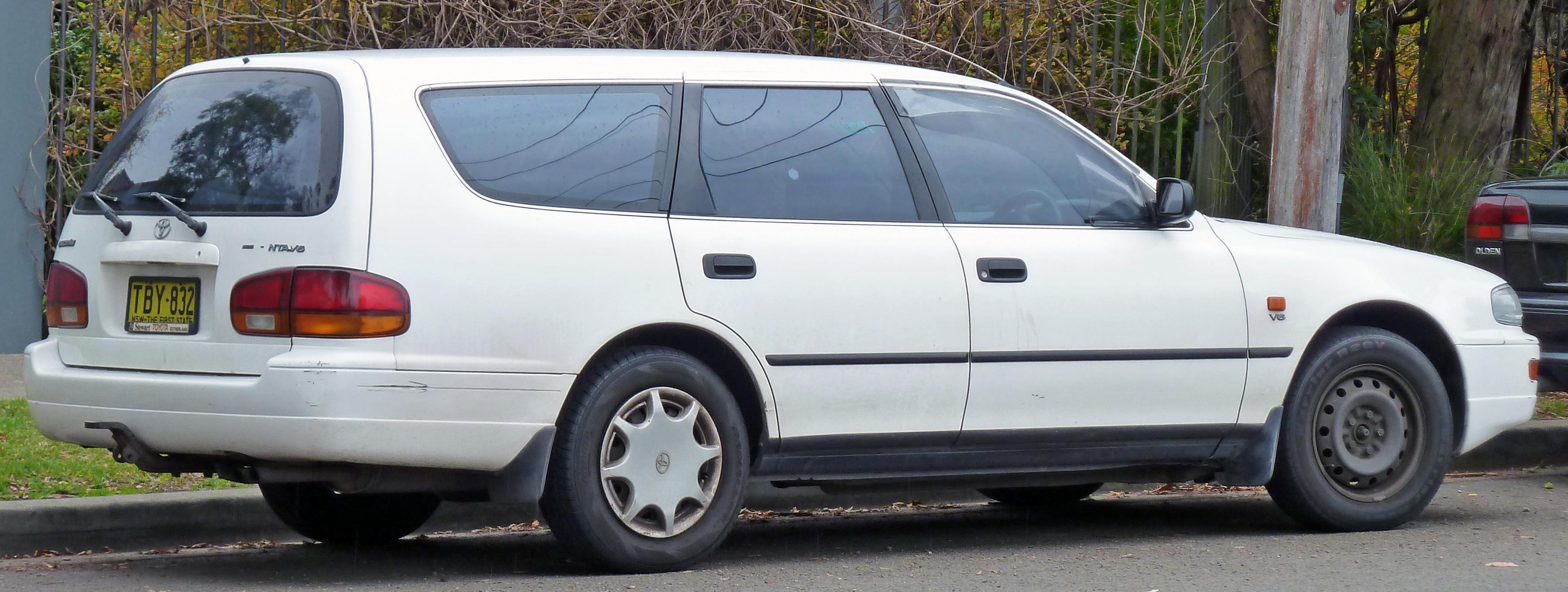 File 1993 1994 Toyota Camry Vienta Vdv10 Executive