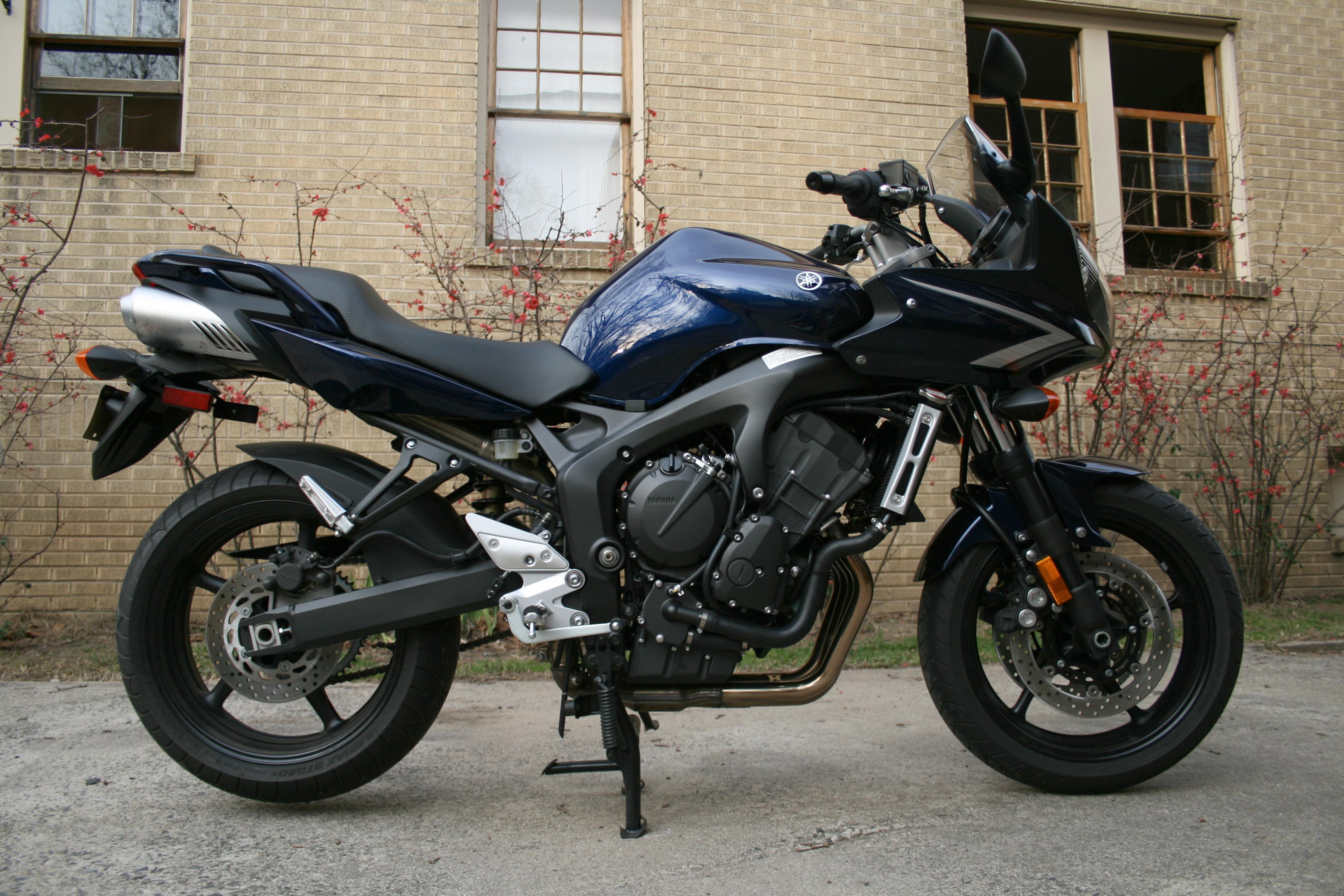 Help 07 Kawi Er 6n 650r Vs 06 Yamaha Fz6 Motorcycles