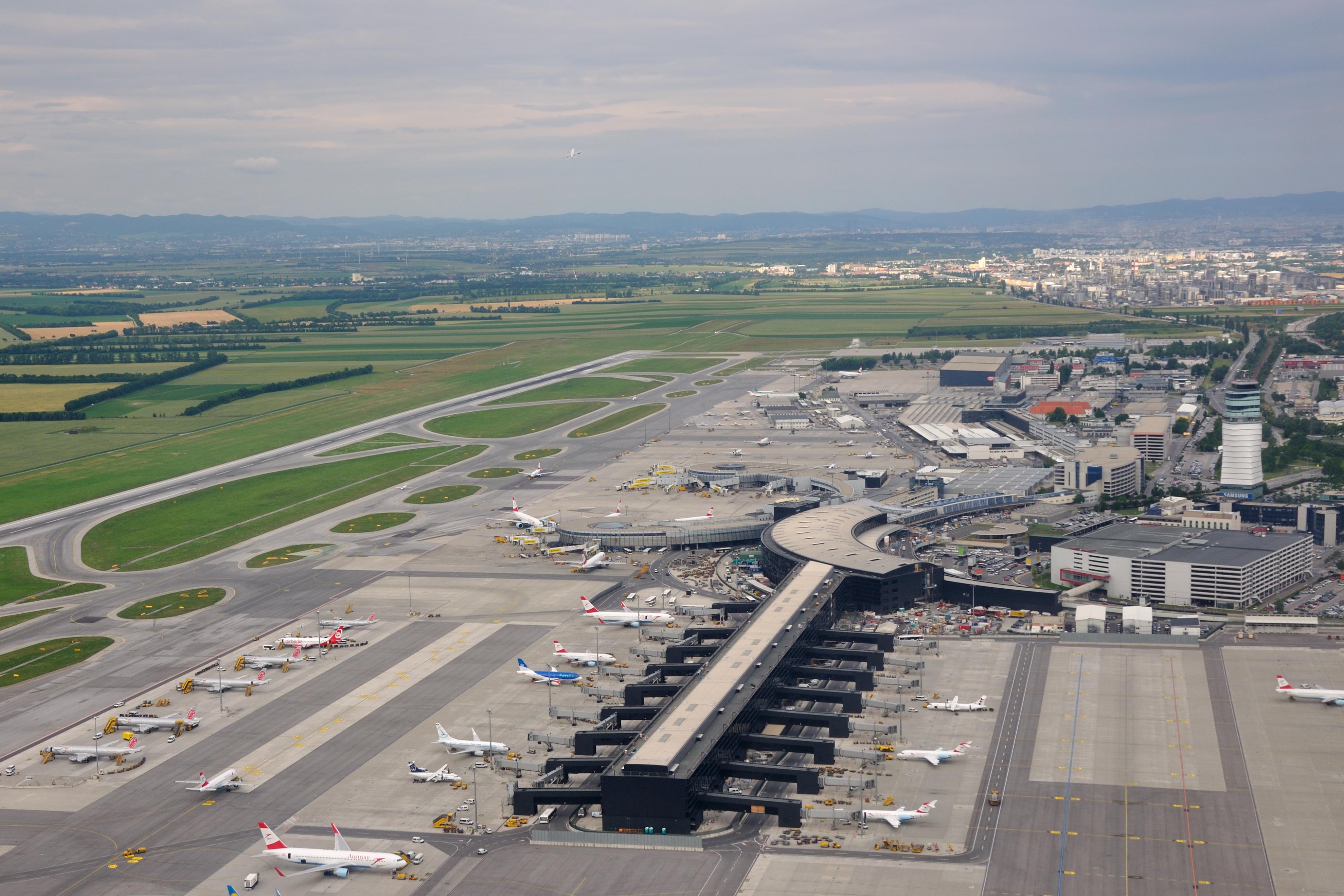 Flughafen Wien Schwechat Wikiwand