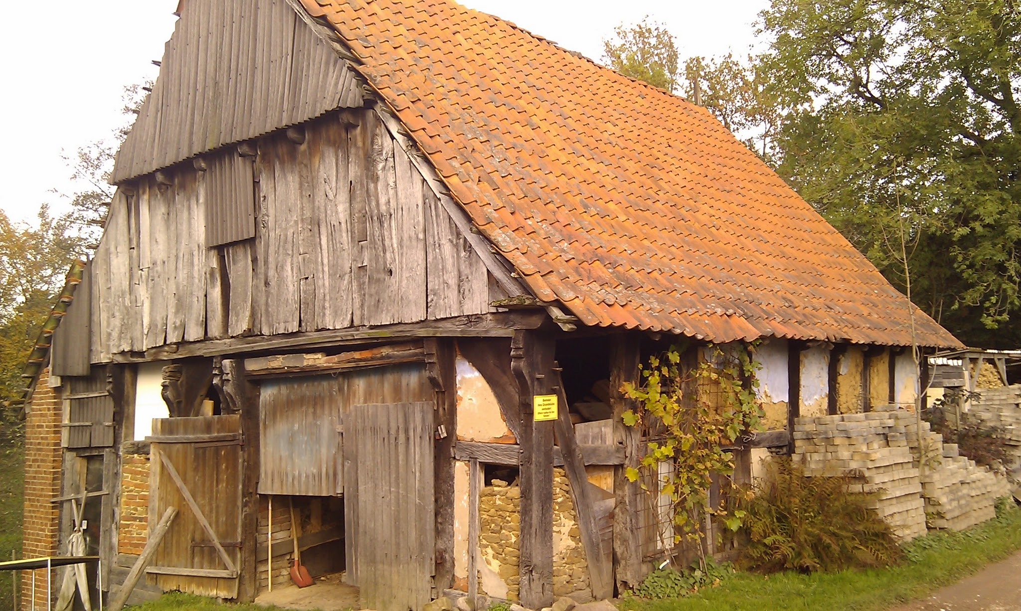 barn - definition - What is