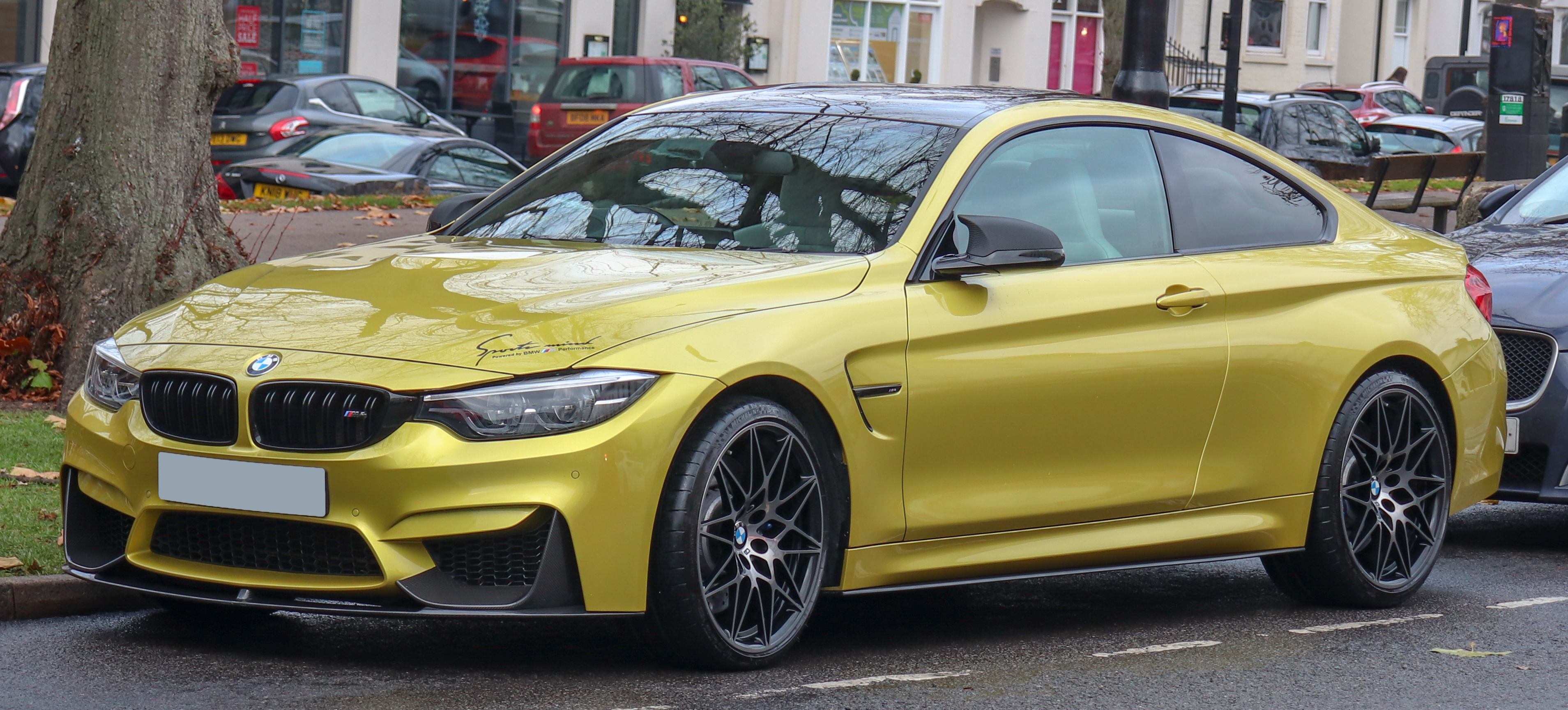 M4 Competition Package >> File 2017 Bmw M4 Competition Package 3 0 Front Jpg