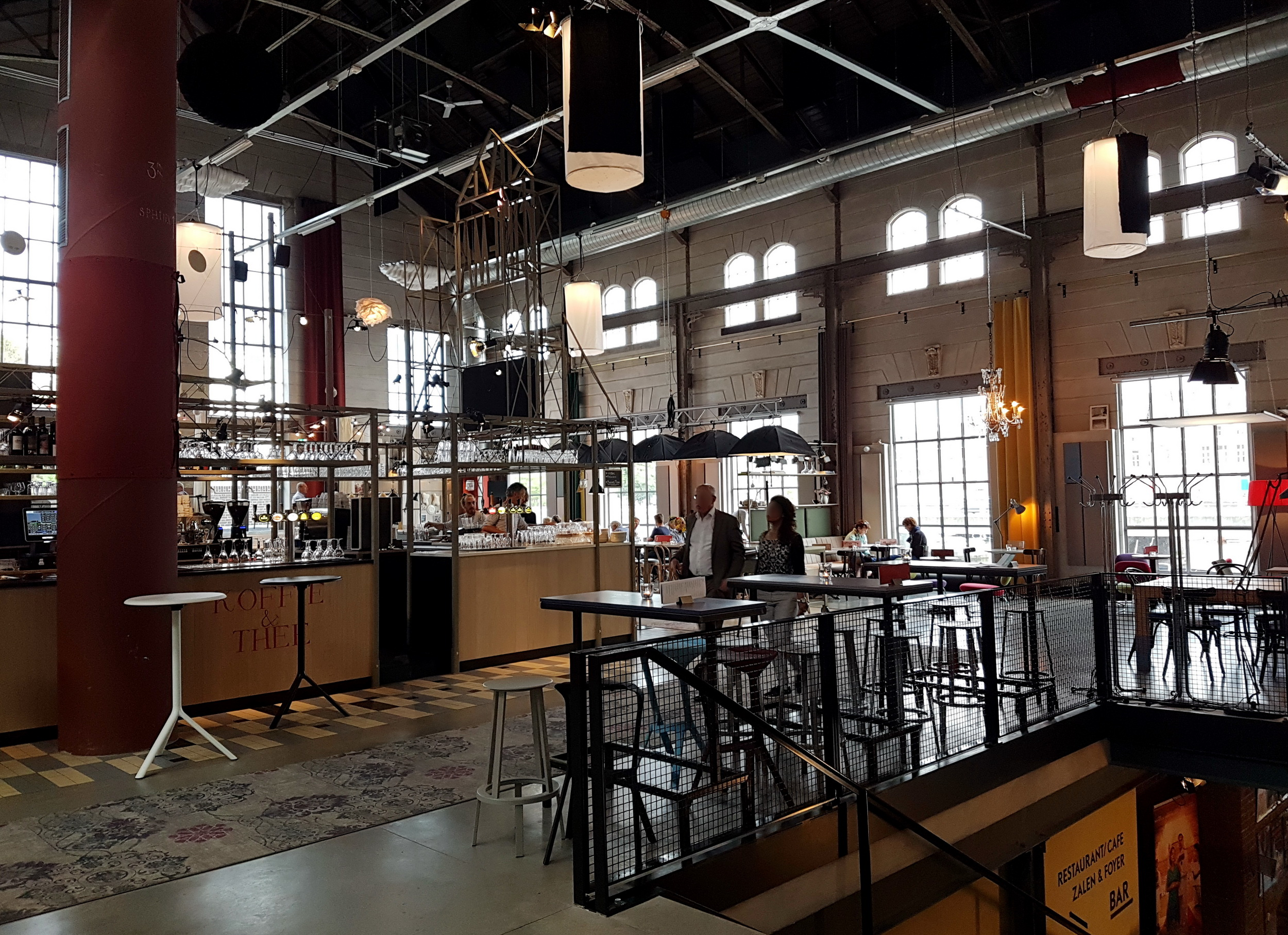 Lumiere Cinema Restaurant Cafe