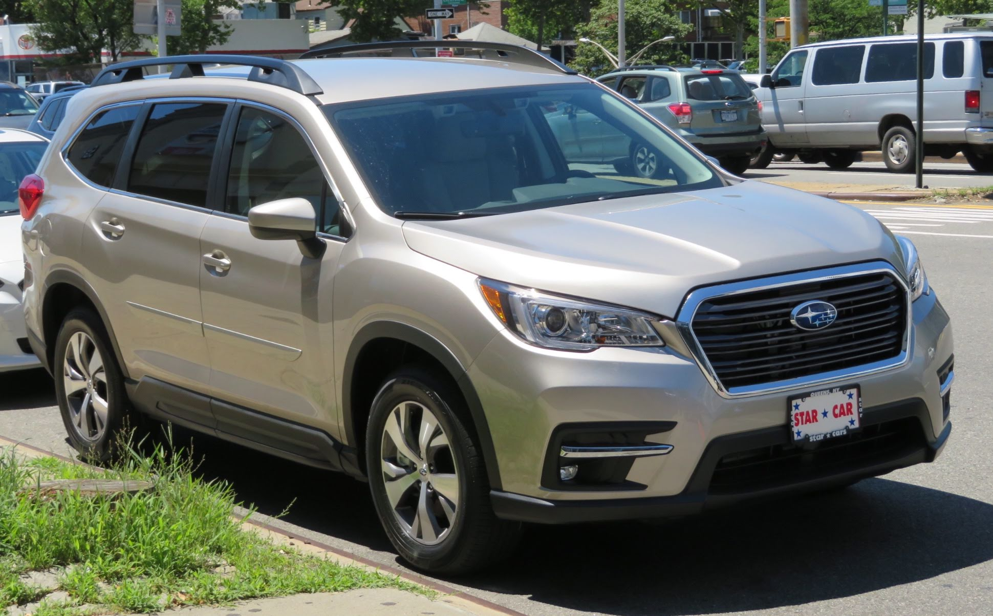 Subaru Ascent Wikipedia