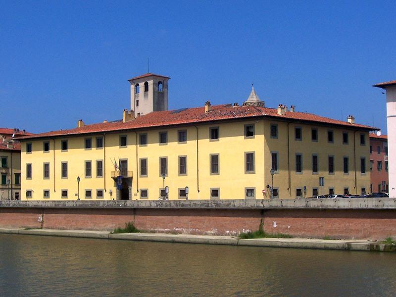 Roteiro em Pisa, na Itália