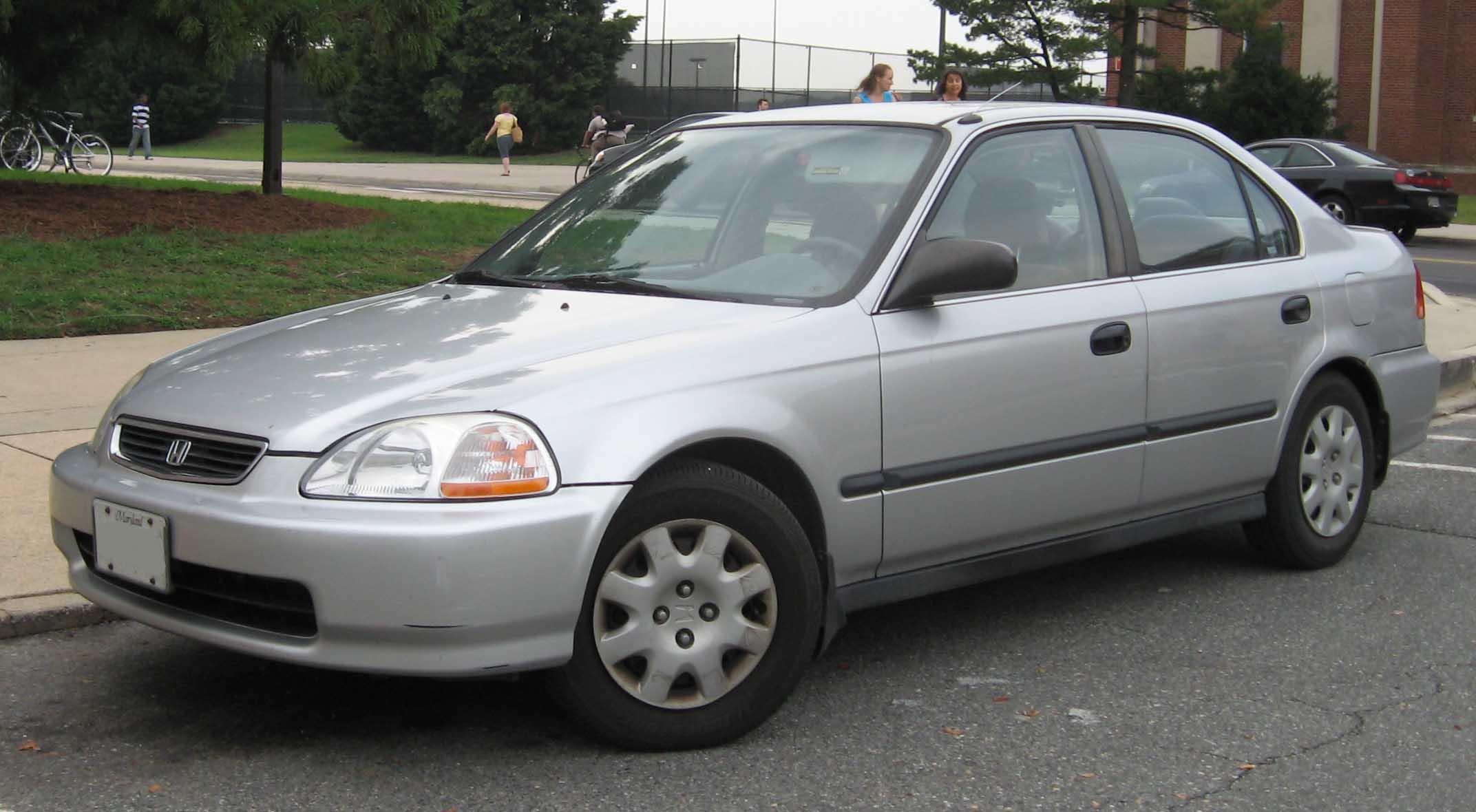 File 96 98 Honda Civic Sedan Jpg Wikimedia Commons