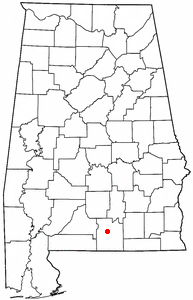 Loko di Andalusia, Alabama