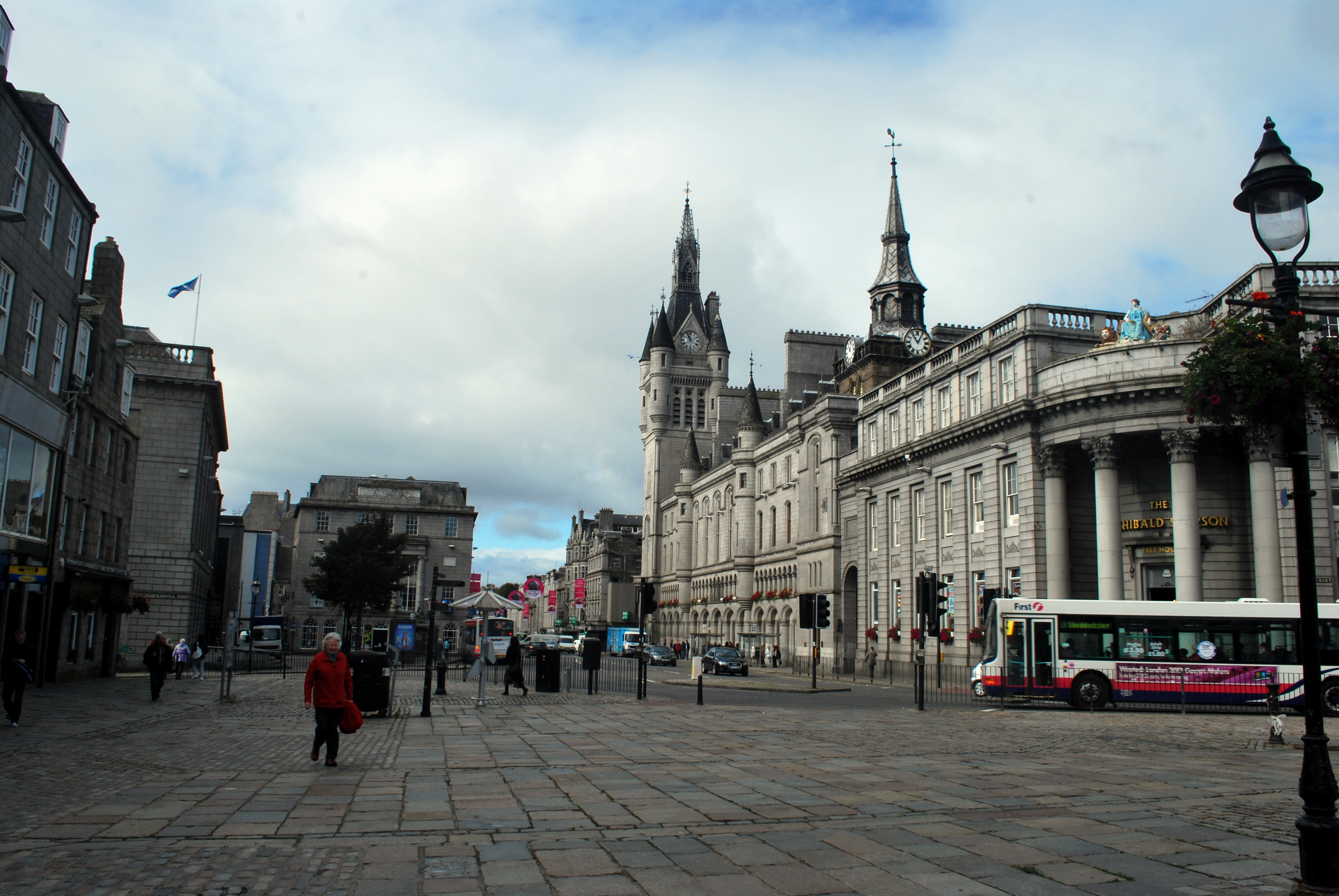 Aberdeen City Centre Hotels With Parking