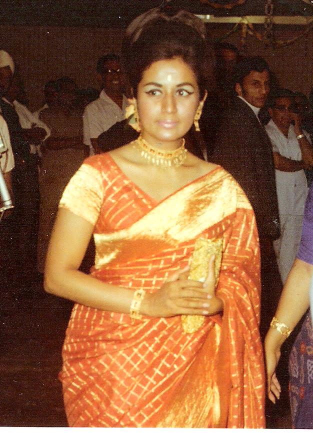 Nanda (actress) - Wikipedia