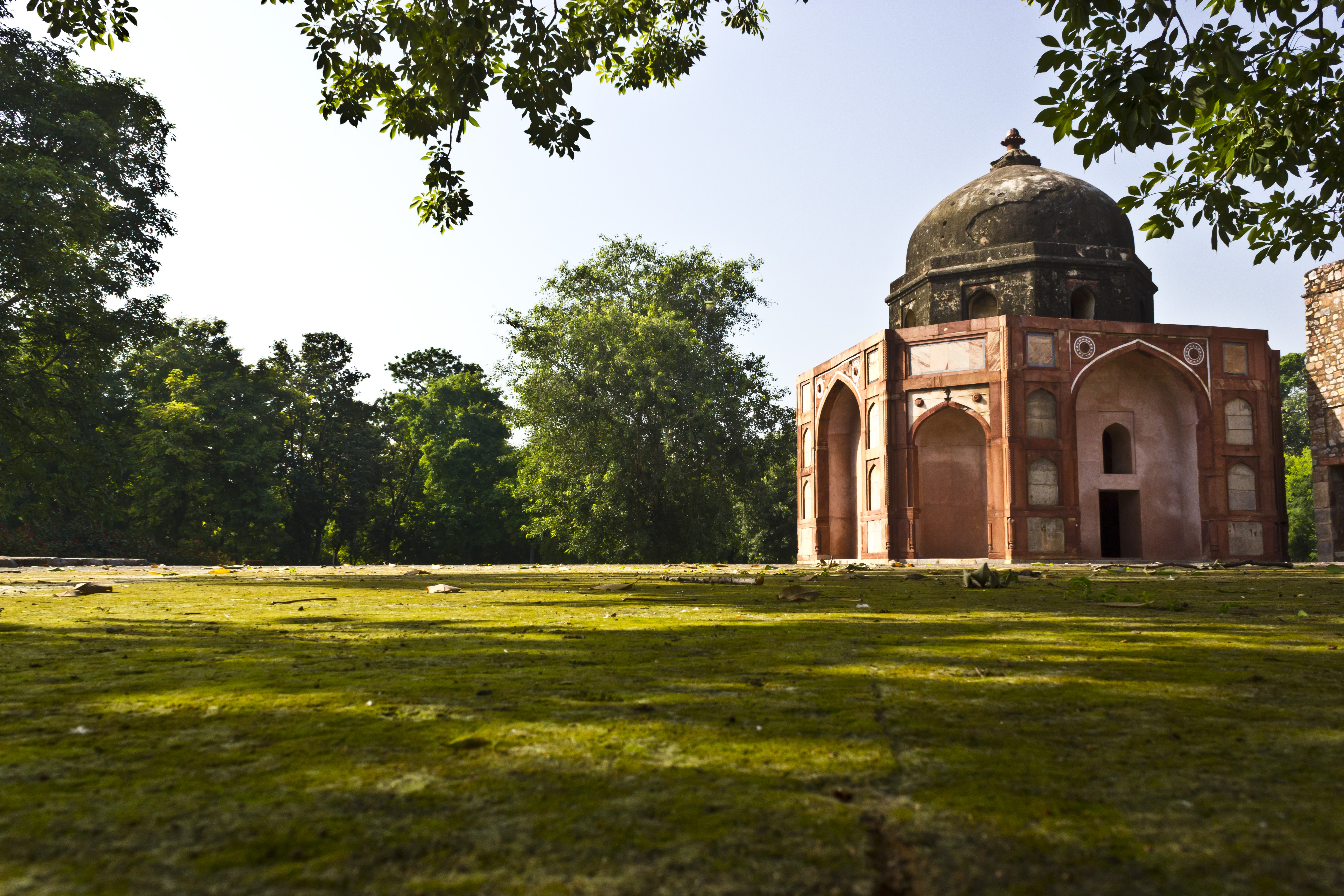 File:Afsarwala tomb - Landscape view.JPG - Wikimedia Commons
