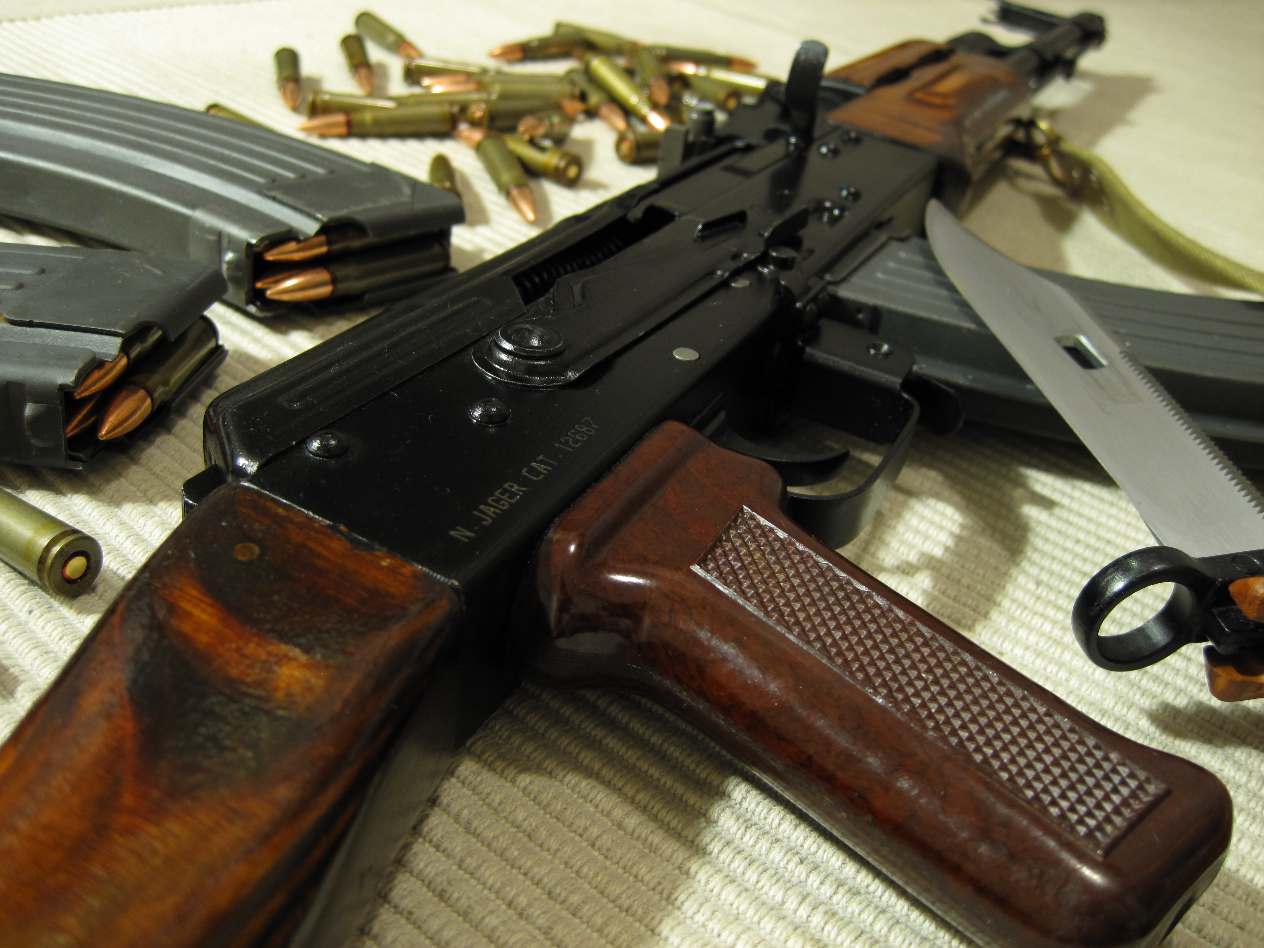 Автомат, нож и пистолет  № 3465018 без смс