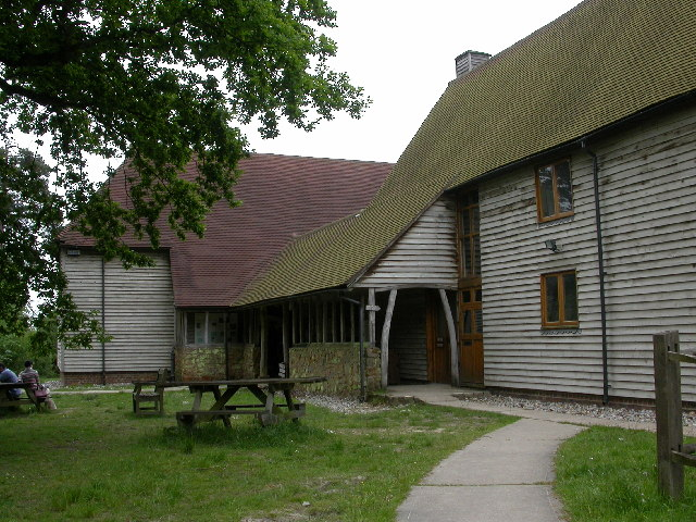 Ashdown Forest Centre - geograph.org.uk - 13528