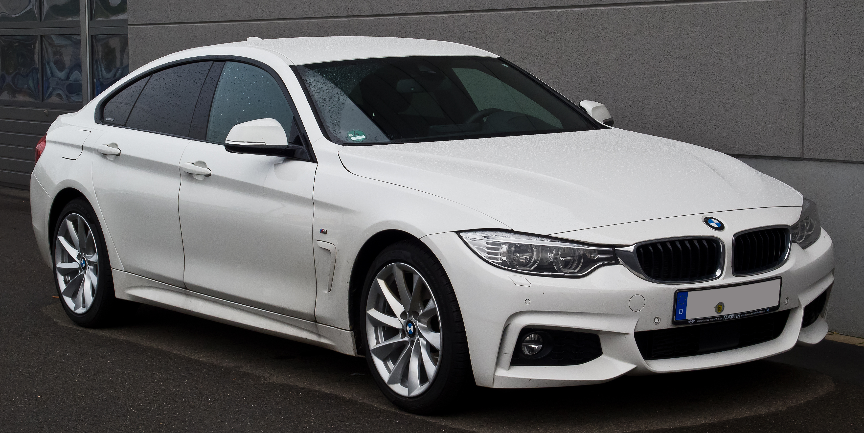 File Bmw 430d Gran Coup 233 M Sport F36 Frontansicht 18