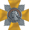 Badge of Order of Suvorov (Russia 2010).png