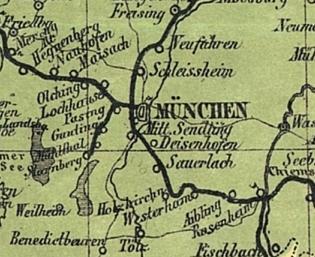 Munich–Holzkirchen railway
