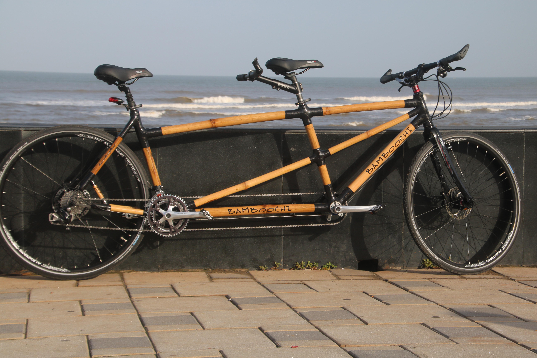 Bamboo bicycle - Wikipedia