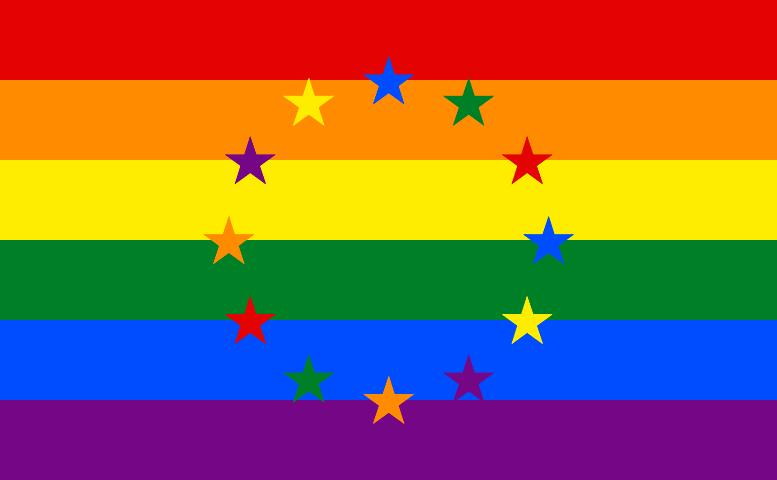 file bandera gay uni u00f3n europea png wikimedia commons flag logo backwards on army uniform flag logo answer