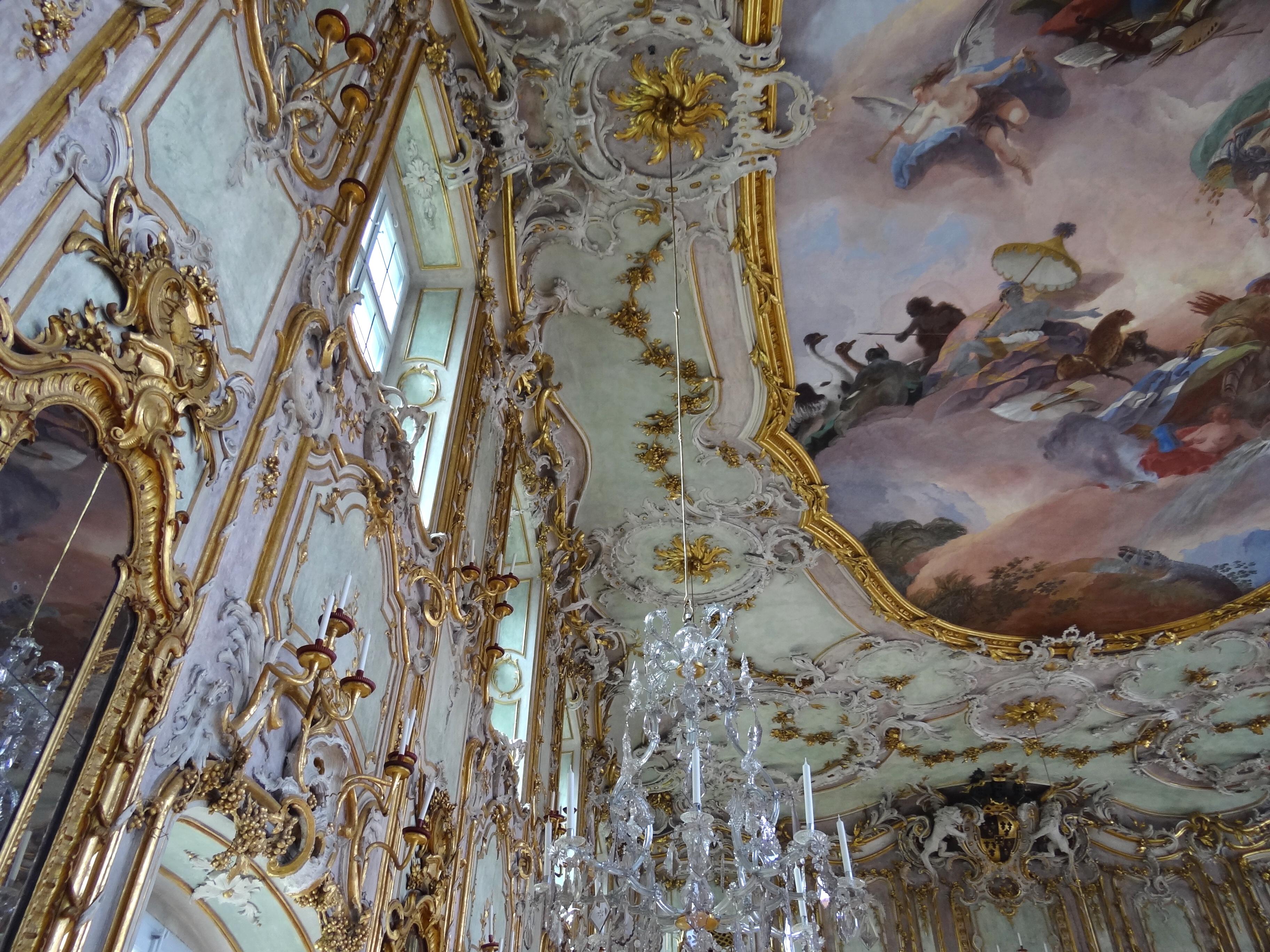 巴洛克艺术Baroque Art - 水木白艺术坊 - 贵阳画室 高考美术培训