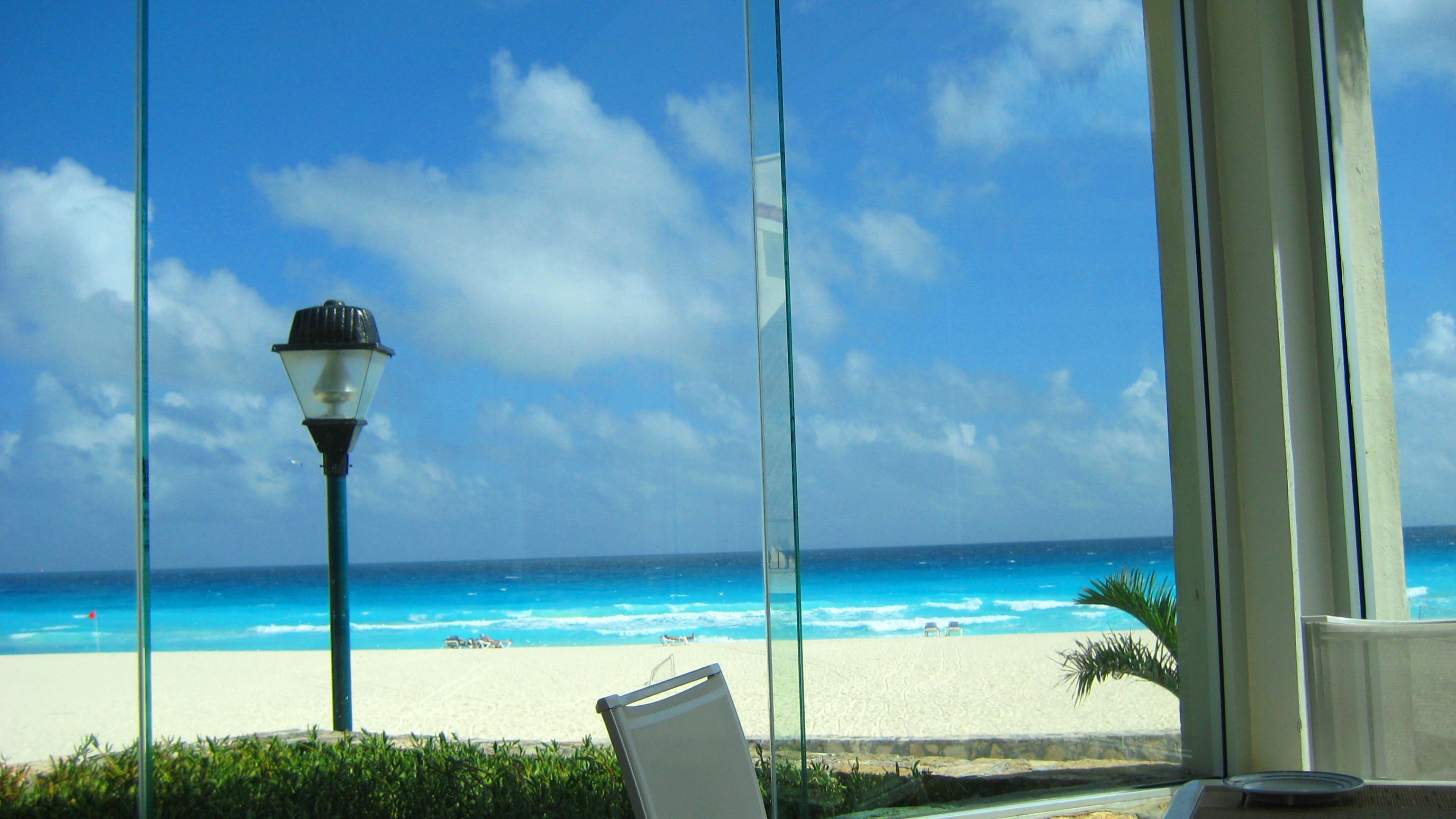 File Beach 2 Cancun Caribe Park Royal Grand Hotel Resort Jpg Wikimedia Commons