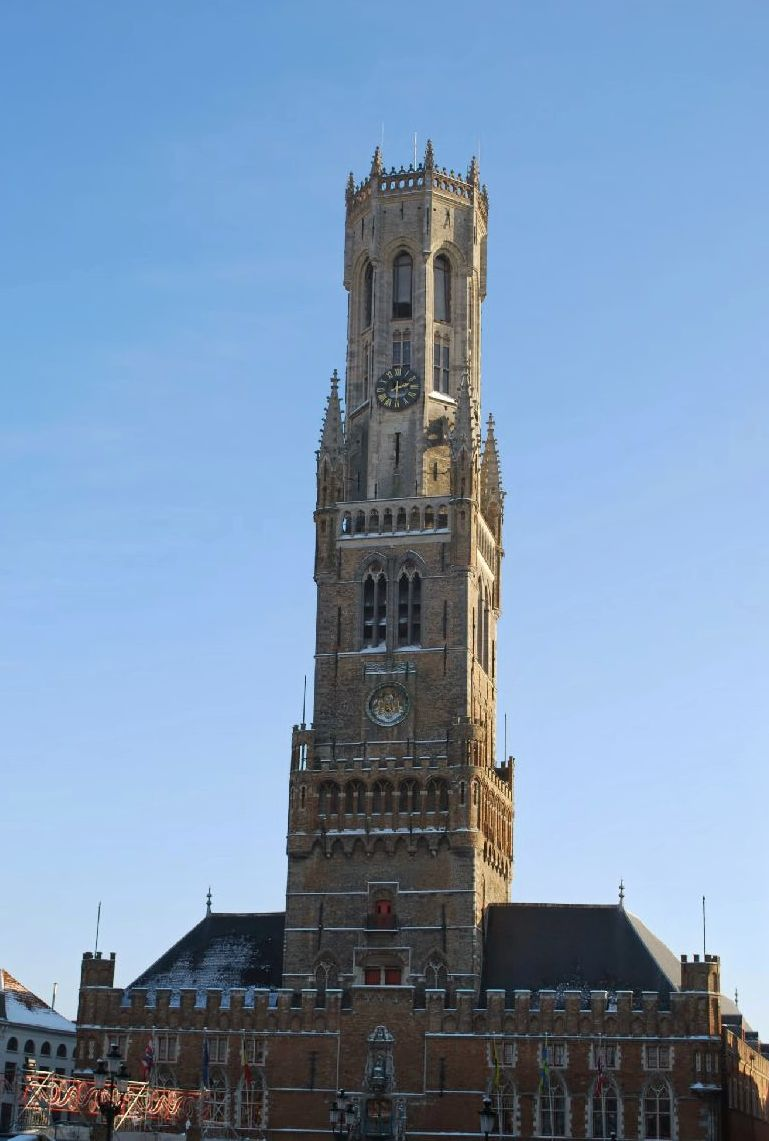 belfry d233finition what is