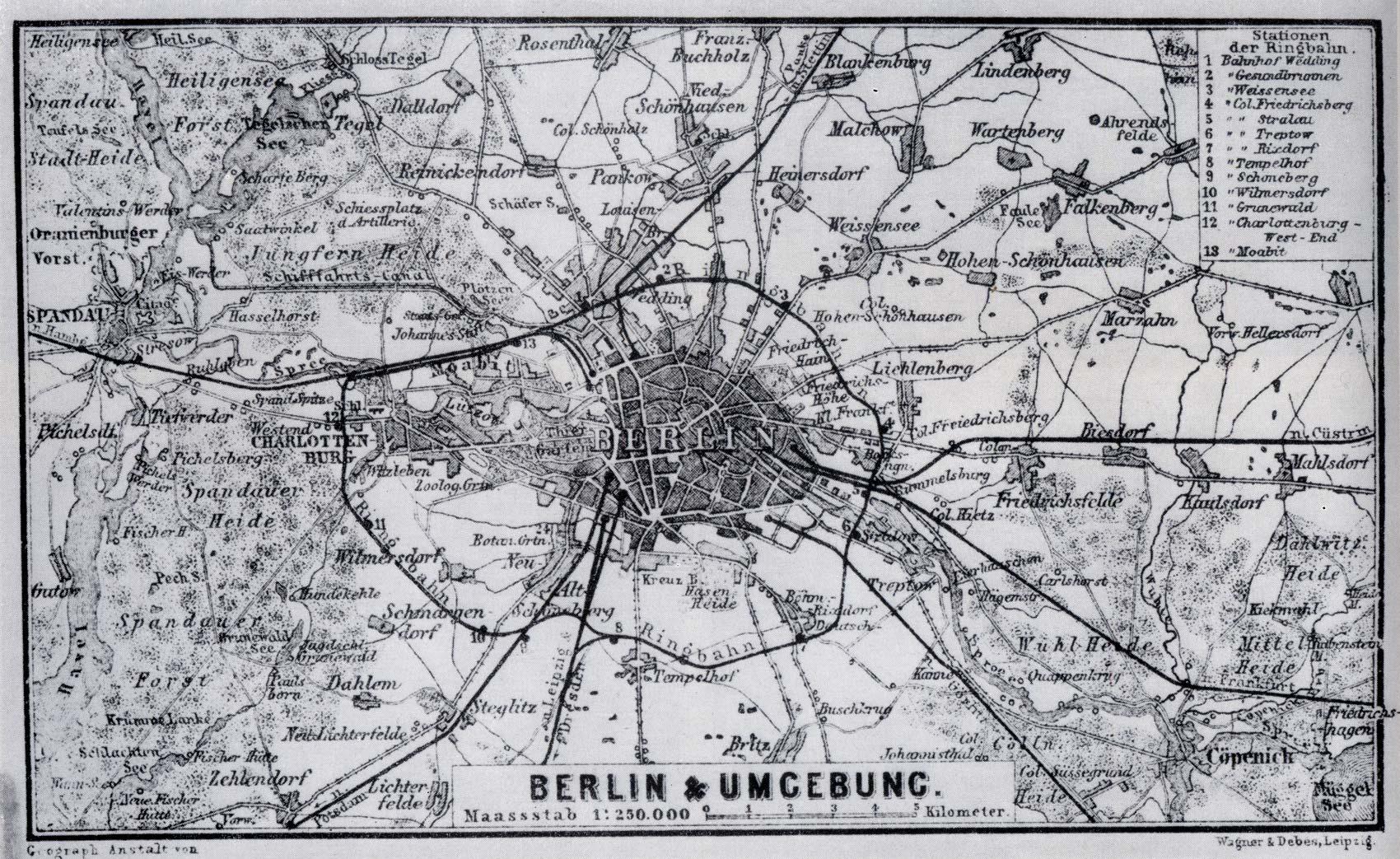 Verband GroßBerlin Wikiwand - Berlin map 1914